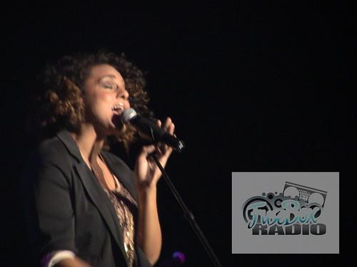 Marsha Ambrosius Live (Oct. 29 ,2010)