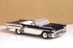 Chevrolet Impala 1958 Convertible