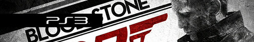 PS3: James Bond 007: Blood Stone
