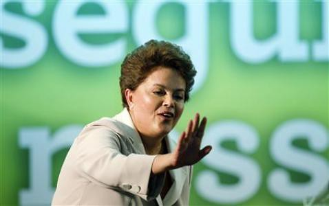 Dilma Rousseff of the Brazil Worker's Party has won the national presidential run-off election. She is a former revolutionary who spent time in prison for opposing the dictatorship during the 1960s.