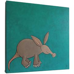 the aardvark