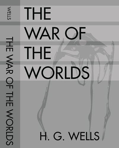 war of the worlds book cover. the war of the worlds book