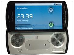PSP携帯(プロトタイプ)