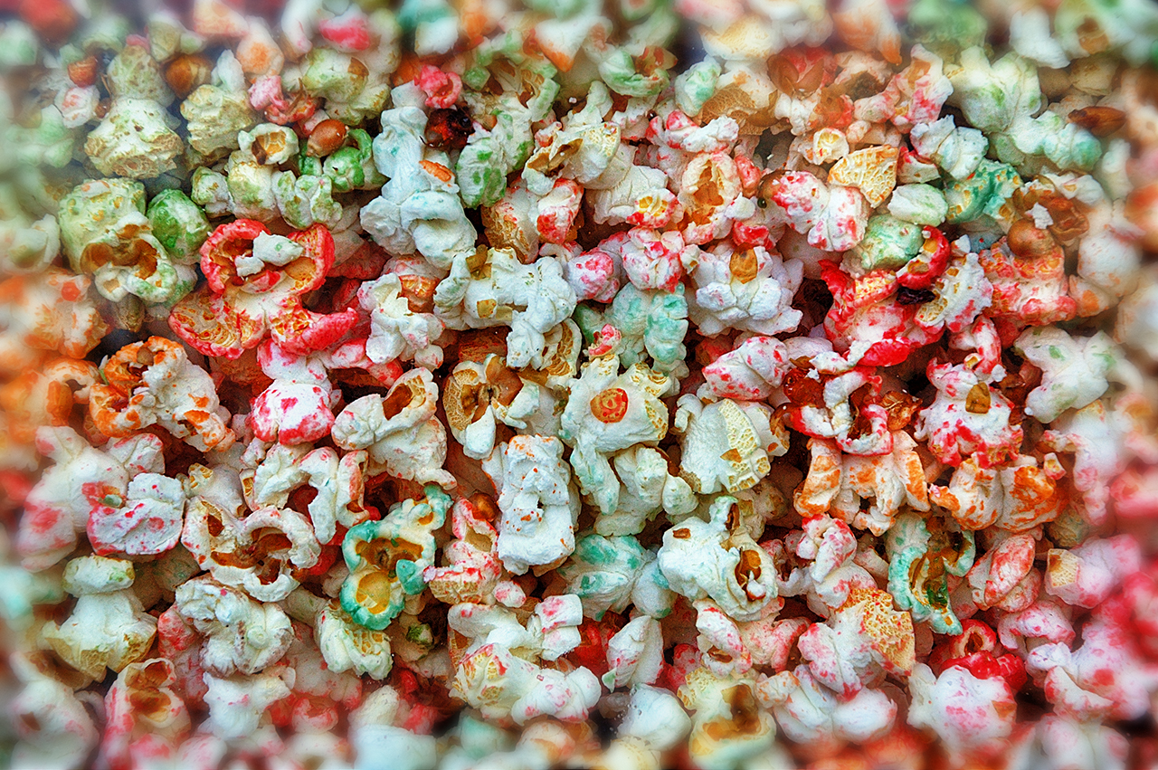 color popcorn some thoughts about consumers and industry - Pop Corn Color