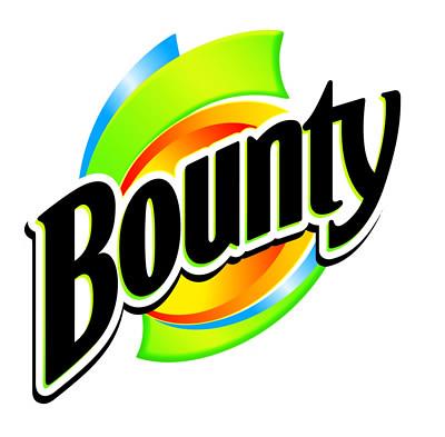 Bounty logo P&G Product