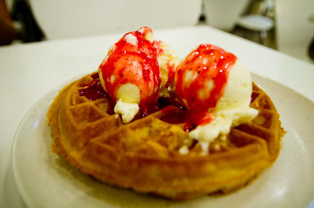A&W: Waffle Ice Cream