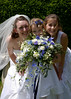 bride & flower girls