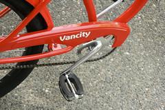 Vancity Logo Bike