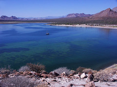Bahia de Las Animas - by Bill Gracey