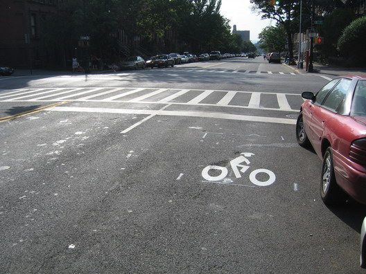 Ninth Street Bike Lane
