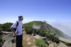 三峰山ピーク