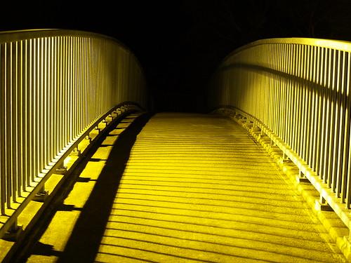 Hazelbrook Pedestrian Bridge