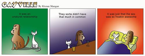 KJM's new comic