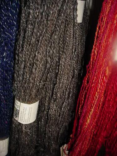 Coopworth/Alpaca Hand Spun Yarn