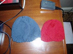 Baby Stocking Caps from Loren Corbridge
