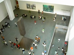 Inside the MoMA