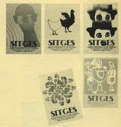 carteles sitges 1968
