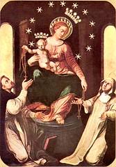 Madonna del Rosario, Pompei, Italia