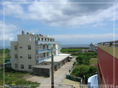 2007澎湖-窗外的風景1