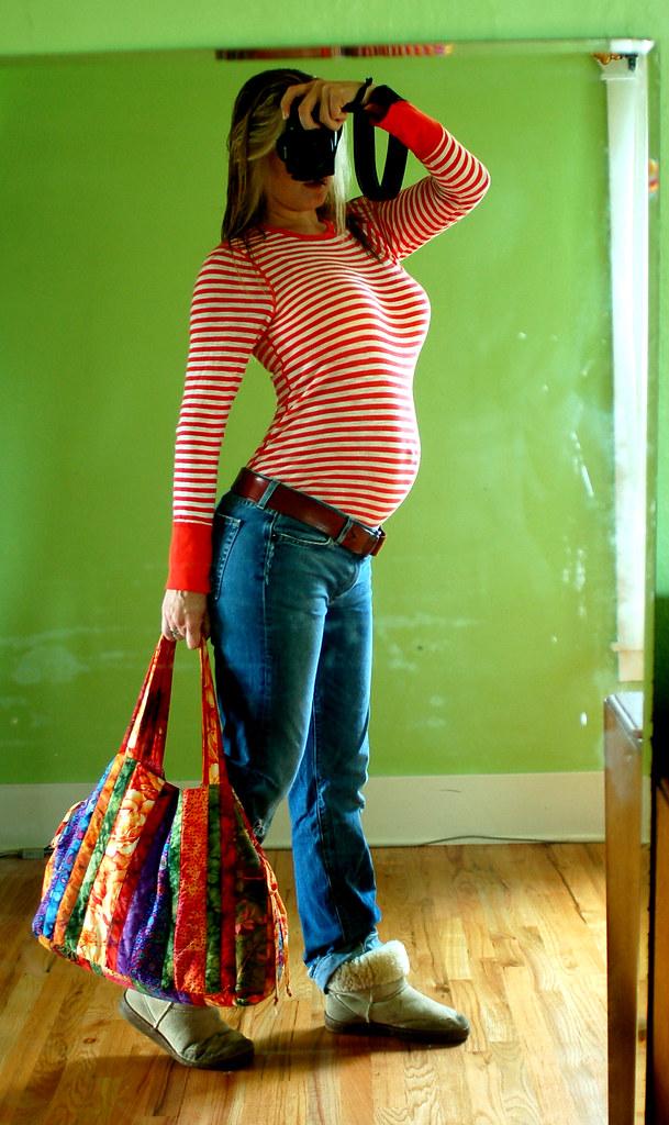 pregnant wardrobe remix