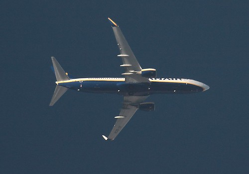 Ryanair B738 EI-DCR