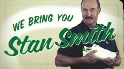 adidas: we bring you Stan Smith