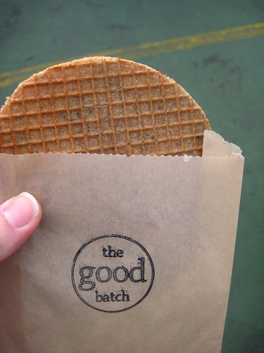 Apple Stroopwafel