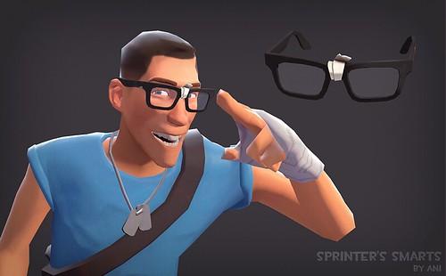 Sprinter's Smarts