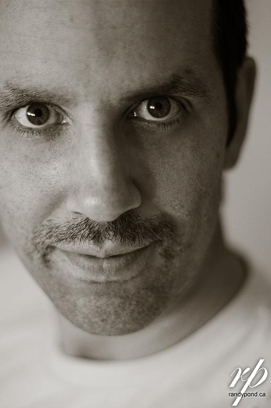 ~ 312/365 Movember Monday ~