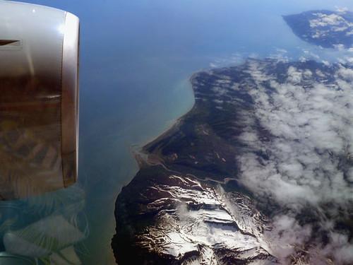 West Coast of Cook Inlet, Alaska