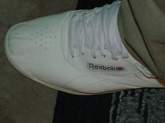 New Reebok Freestyle White (Sneaker fan) Tags: shoes sneaker reebok