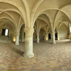 Abbaye de Royaumont - 07-07-2007 - 12h15 - by Panoramas