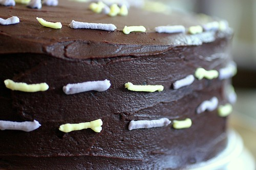 double chocolate layer cake | smitten kitchen