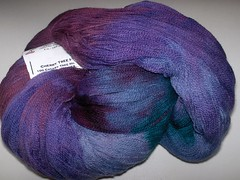 cherry tree hill merino laceweight