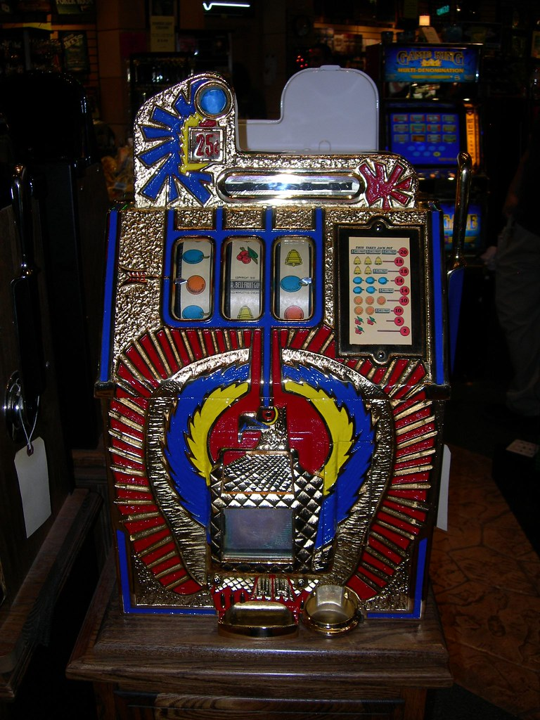 2007-07-29 Old Slot Machine