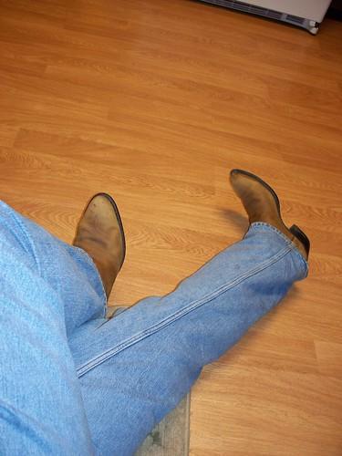 cowboy boots robbie