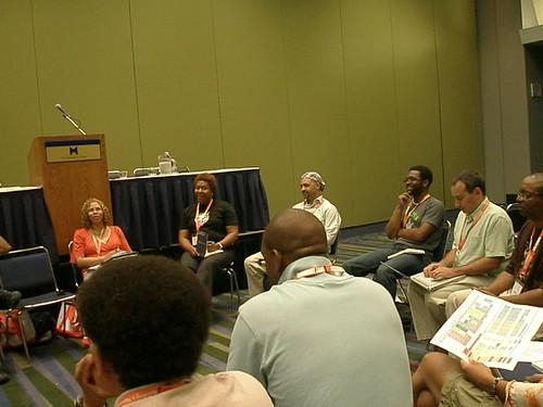 African-American caucus