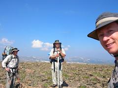 On Mount Flora