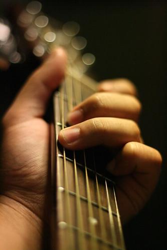Guitar at Hand