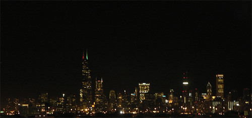 Chicago Skyline Cropped