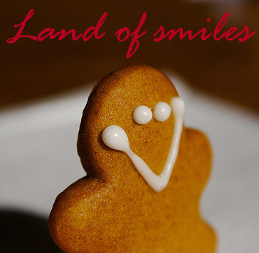 land of smiles