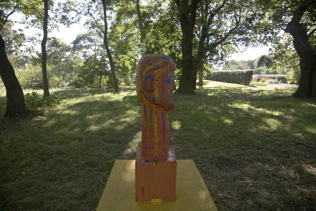 Sculpture In Context - Botanic Gardens, Dublin