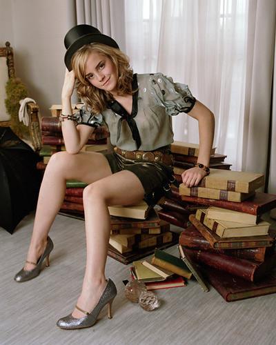 Emma Watson piernas