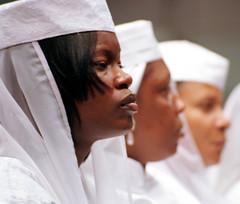(bumpkin78) Tags: chicago black louis women muslim islam minister noi farrakhan