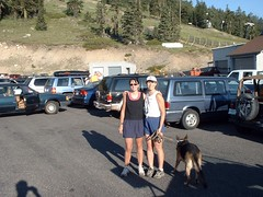 Margo and Lillian S.O.B. Trail Run 2002 (ex_magician) Tags: pictures portrait woman sexy love lady oregon mom foxy glasses photo nice interesting pretty photos mother picture run images mount trail wife outback sasha pacificcresttrail siskiyou ashland lillian margo mywife moik travelagent 15k cruisegirl sobtrailrun siskiyououtback