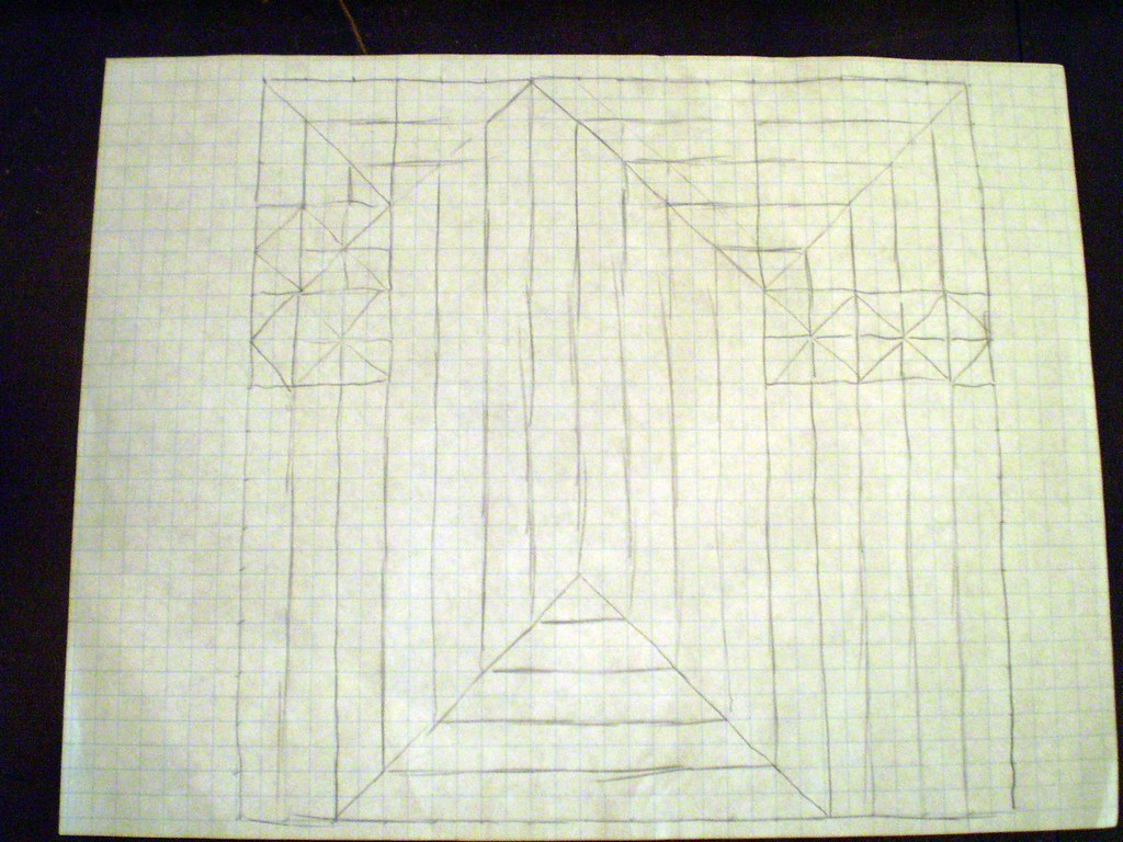 The Worlds Best Photos Of Fold And Sword Flickr Hive Mind How To An Origami Crease Pattern 01 Olorin1984 Tags Square Fencer