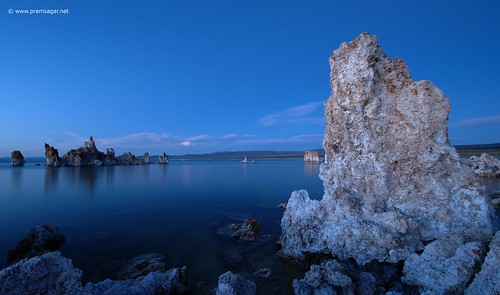 Tufa's @ Monolake after sunset!