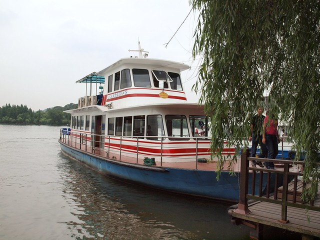 西湖 Westlake - Hangzhou 杭州 - 11th Jun