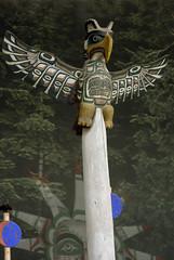 Haida Totem - Museum of Civilization
