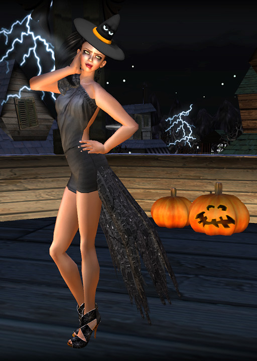 Halloween Witchy